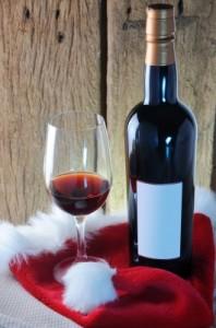vin pour repas de Noël