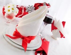 quel vin sur une table de noël