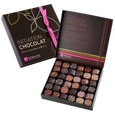 coffret chocolats